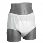 Readi Men's Briefs with Built-In Pad