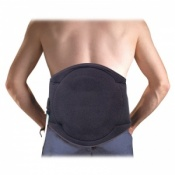 66fit Back Cold Compression Cuff With Ice Pack & Shut Off Valve