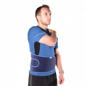 66fit Elite Support Back Brace With Stays