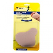 Therastep Ball of the Foot Gel Cushion With Massaging Texture