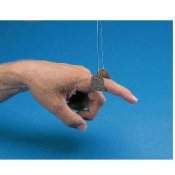 Rolyan Pre-Tied Finger Slings (Pack of 10)