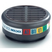 Moldex Series 8000 Mask Cartridges and Filters