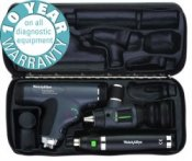 Welch Allyn PanOptic Prestige set with MacroView Otoscope (97204-MVPS)