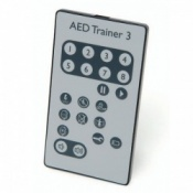 Remote Control for the Laerdal AED Cardiac Arrest Trainer 3