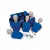 Adult/Child CPR Blue Prompt Manikin 5 Pack