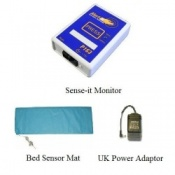 Alert-it Radio Sense-it Monitor System with Bed Sensor Mat