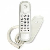 Geemarc Apollo 10 Corded Phone - White