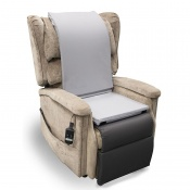 Ultimate Healthcare Ultra-Cline Pressure Relief Rise Recliner Seat and Lumbar Cushion Set