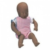 Laerdal Baby Anne CPR Mannequin with Dark Skin