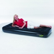 Comfort 'Green' Single Inflatable  Air Bed