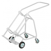 Bristol Maid Cylinder Transportation Trolley with Stabilisers for J Cylinders