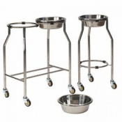 Bristol Maid Stainless Steel Fixed Height Bowl Stand