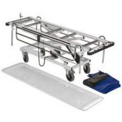Bristol Maid Variable Height Concealment Trolley with Loose Body Tray
