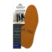 Dasco Ladies' Textured Leather Insoles