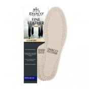 Dasco Ladies' White Leather Insoles