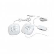 Dual Pillow Speakers for Tinnitus Relief