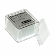 Micro Cover Glass 22x22mm (Pack of 100)