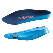 Express Orthotics Express Blue 3/4 Length Insoles