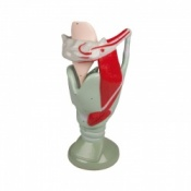 Enlarged Functional Larynx Model