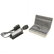 HEINE BETA 200 S LED Direct Ophthalmoscope Set with Rechargeable Handle