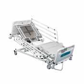 Sidhil Innov8 IQ Hospital Ward Bed with X-Ray Backrest