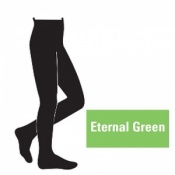 Juzo Attractive 18-21mmHg Eternal Green Compression Tights