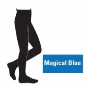 Juzo Attractive 18-21mmHg Magical Blue Compression Tights