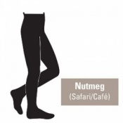 Juzo Attractive 18-21mmHg Nutmeg Compression Tights