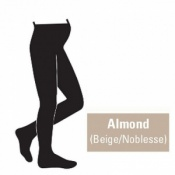 Juzo Attractive 18-21mmHg Almond Maternity Compression Tights