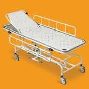 Linido Grey Draining Tray for the Height Adjustable Shower Trolley