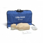Laerdal Little Anne CPR Mannequins in Carry Case (Pack of 4)