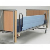 Bed Rail Entrapment Avoidance Cotside Bumpers - Infection Control