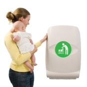 Magrini Vertical Wall Mounted Baby Changing Unit