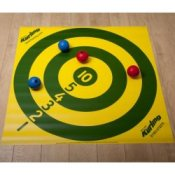 New Age Kurling/Bowls Numbered Target