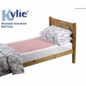 Kylie Washable Bed Pad