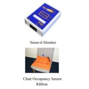 Alert-it Radio Sense-it Monitor System with Chair Occupancy Sensor