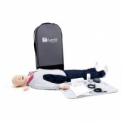 Laerdal Resusci Anne QCPR Mannequin with Airway Head (Full Body in Trolley Suitcase)