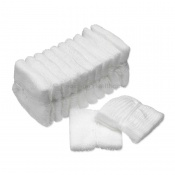 Robinson Small Dental Throat Pack (Pack of 80)