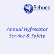 Schuco Annual Hyfrecator Service, Calibration and Safety Test