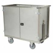 Stainless Steel Sterile Supplies Trolley