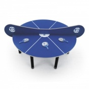 T3 SuperMini Children's Indoor Ping Pong Table