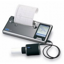 MicroLab Desktop Spirometer with Gold Standard Turbine and Spirometry PC Software ML3500MK8S