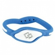 Trion Z Flex Loop Magnetic Bracelet Blue And White