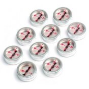 Set Of 10 Tracing Compasses