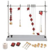Pulleys And Block And Tackle Experiment Set