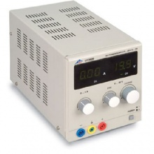 Dc Power Supply 0 - 20 V 0 - 5 A 115 V 50/60 Hz