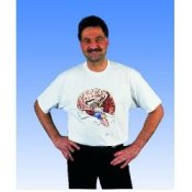 Anatomical T-Shirt Brain Xl
