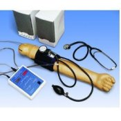 Blood Pressure Training Arm With Speakers 110 Volt