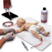 Infant Venous Access Simulator