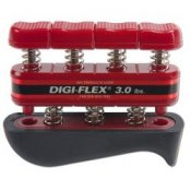 Digi-Flex Hand and Finger Exercise System (Red/Light 1.4 - 4.5kg)